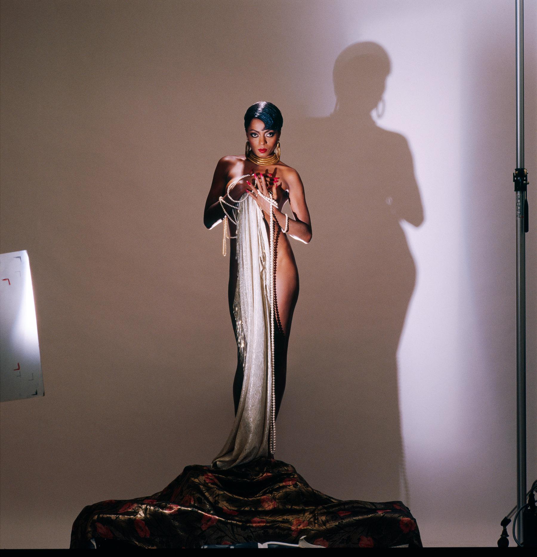 Diana Ross 1985